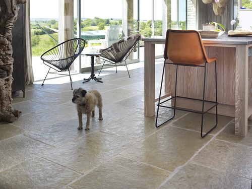 pros and cons of stone flooring