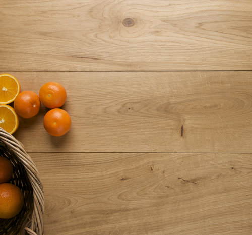 wood vs laminate flooring