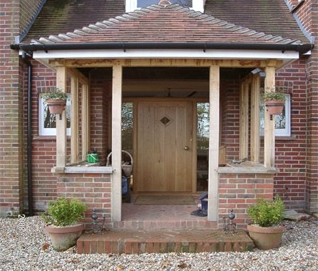 stone floor for your porch