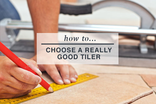 how to find a good tiler