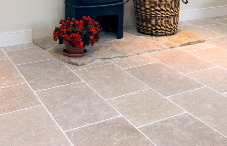 seal natural stone flooring