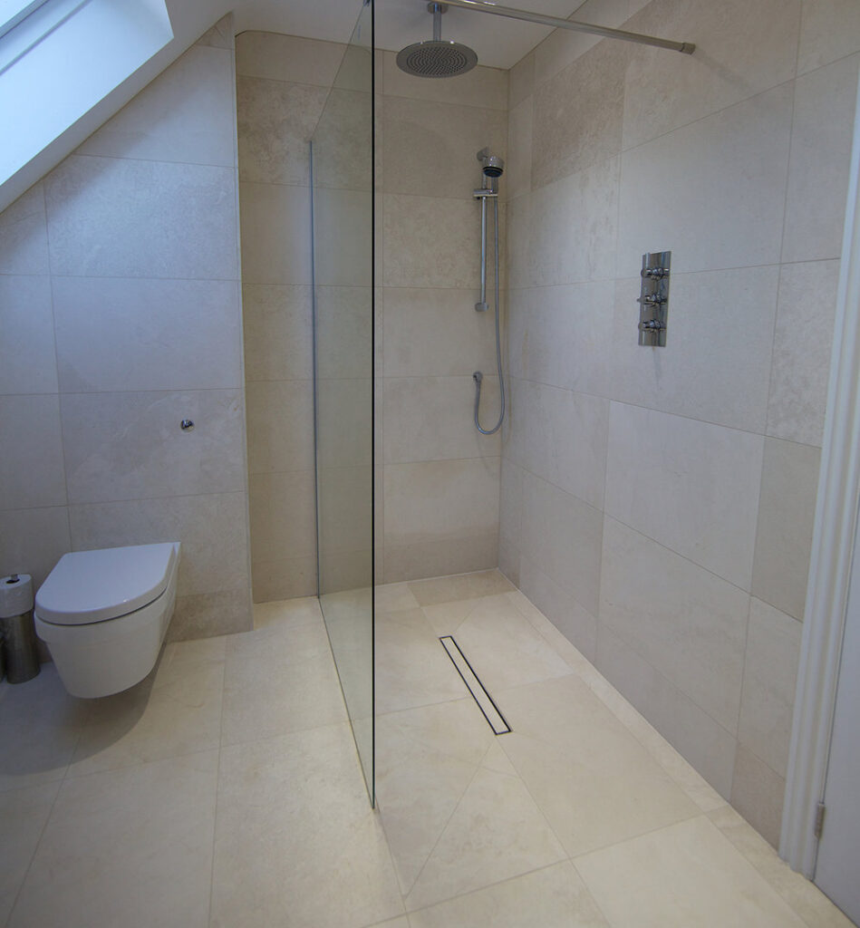 plan a wetroom