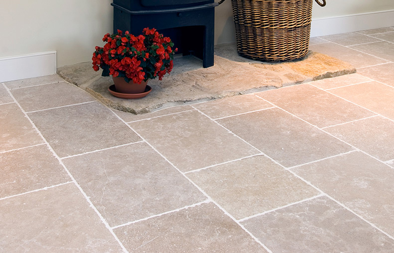 seal natural stone flooring